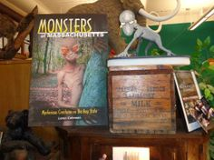 International Cryptozoology Museum (Portland) - 2020 All You Need to Know BEFORE You Go (with Photos) - Tripadvisor Cryptozoology Museum, Portland Maine, Trip Advisor, Mystery, Creatures, Big, Photos, Travel, Pictures