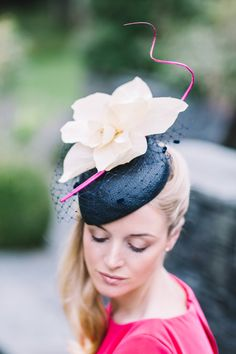hats for the races  Philippa brooks millinery  philippabrooks.co.uk
