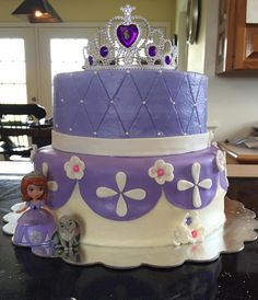 Saralyn's cake-August,2016