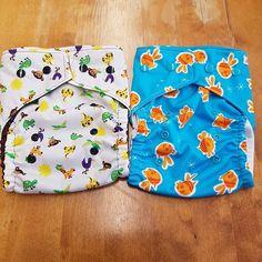#pikkeliina #sewing project #washable #diapers #myllymuksut