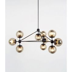 Modo Chandelier 10 Light by Roll & Hill — Art Furniture, Contemporary Furniture, Ceiling Lamp, Ceiling Lights, Dining Room Paint Colors, Sputnik Chandelier, Chandelier Ideas, Chandeliers, Contemporary Chandelier