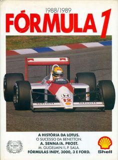 Ayrton Senna: Anuário da F1 – 1988