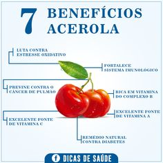 - Credit Tips Acerola, Stuffed Peppers, Vegetables, Tips, Food, Content, Dieting Tips, Diet To Lose Weight, Aromatherapy Recipes