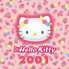 Hello kitty through the years 2001