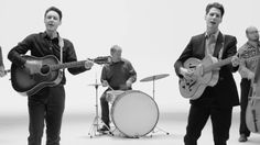 See the Cactus Blossoms Evoke the Fifties in 'Stoplight Kisses' Video #headphones #music #headphones