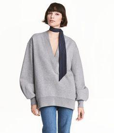 Oversized Sweatshirt   Women   H&M US