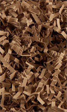 Kraft Crinkle Paper, 10 lbs, 3 colors available ($23)