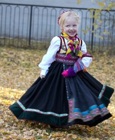Beltestakk til barn Kids Around The World, People Of The World, Folk Costume, Costumes, Going Out Of Business, Folk Fashion, Traditional Dresses, Cute Kids, Norway