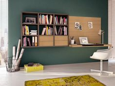 homeoffice puristisch wohnen working space office pinterest. Black Bedroom Furniture Sets. Home Design Ideas