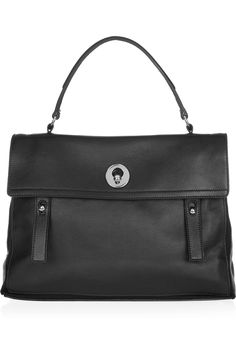 YVES SAINT LAURENT Muse Two Large leather tote 1,350 USD