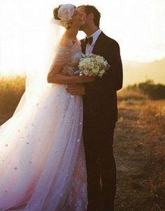 Wedding of Anne Hathaway & Adam Shulman