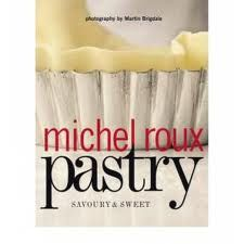 """Michel roux : pastry""  http://www.becomeapastrychef.com/"