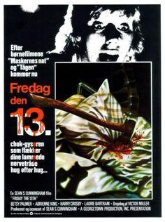 Friday the 13th (1980) (Denmark)