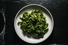 Sage and Brown Butter Spinach Pasta Recipe