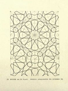 designs from the book Moorish Remains in Spain, by Albert F. Calvert