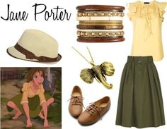 "Jane Porter (""Tarzan"")"