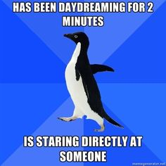 Socially Awkward Penguin - Me