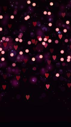 34 ideas for wallpaper iphone cute black wallpapers Cute Black Wallpaper, Glitter Wallpaper, Heart Wallpaper, Iphone Background Wallpaper, Love Wallpaper, Cellphone Wallpaper, Galaxy Wallpaper, Screen Wallpaper, Nature Wallpaper