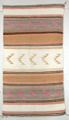 Chinle Navajo Rug for Sale, Buy Yours Now! Great Selection at Charley's Navajo Rugs, Satisfaction Guaranteed. Technicolor Fabrics, Home Design, Textures Patterns, Print Patterns, Navajo Rugs, Navajo Weaving, Tapestry Weaving, Interior Inspiration, Interior Ideas