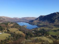 View of Ullswater from St Sunday Great Walks, England And Scotland, Lake District, More Pictures, Great Britain, Wonderful Places, Wales, Sunday, River