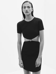 Mugler Resort 2016 Fashion Show Look 28 Fashion Week, Fashion Show, Beauty And Fashion, Vogue, Fashion Details, Fashion Design, Models, Mode Inspiration, Minimalist Fashion