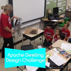 Adapt this STEM/ PBL project to Model Sukkah building Original Pin: Apache Dwelling Design Challenge Grade 3 Science, Hebrew School, Stem Steam, Stem Challenges, Stem Projects, School Hacks, My Teacher, Environment, Classroom