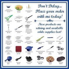 Discontinuing Products 8-31-14, Place your order TODAY before they are gone!!! Visit and like me at https://www.facebook.com/pcicjv