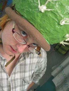 How to make a cactus hat: Tutorial – Jumbo Jibbles Cactus Hat, Hat Tutorial, How To Make, Cactus, Carnival