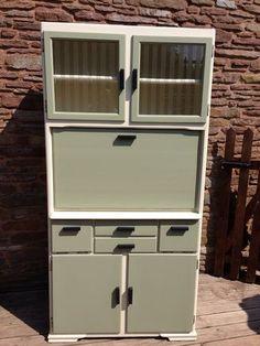 Original 1950s Hygena kitchen cabinet | eBay