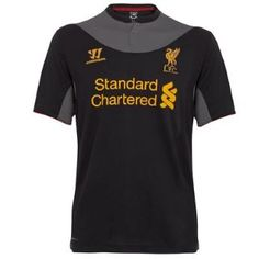 Mens Plus Size Clothing Warrior Liverpool Away Shirt 2012 2013 from www.sportsdirect.com