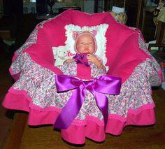 couffin pour poupée