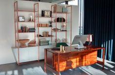 A sleek, chic study by Tom Dixon in Greenwich Penisula