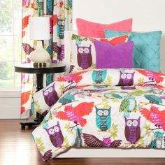 Owl Always Love You Comforter Set by Crayola - OALY-XQUTW2