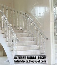 Best Clear Acrylic Plastic Balustrade Outdoor Indoor Photo 400 x 300