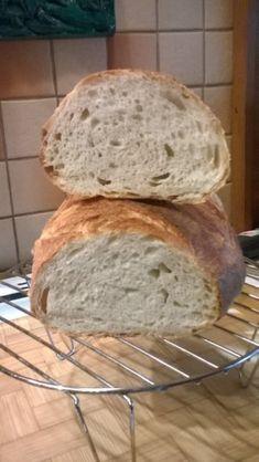 Kovászos burgonyás fehér kenyér – Betty hobbi konyhája Bakery, Cookies, Brot, Crack Crackers, Biscuits, Cookie Recipes, Cookie, Biscuit, Bakery Business