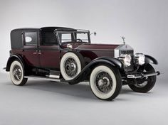 1928 Town Car by Hibbard & Darrin (chassis S275FP)