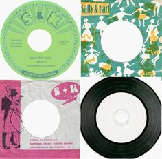 wedding cds made to look like vinyl. Verbatim makes these delicious CD-Rs