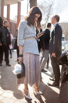 They Are Wearing- Paris Fashion Week16