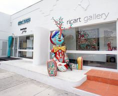 Ricart Gallery Design District by Midtown Miami Now, via Flickr