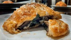 Mushroom Wellingtons #MeatlessMonday