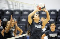 Senior Paula Ferreira, a three-time All-American, will once again set the tone for Columbia  College volleyball team as it chases after an NAIA championship.  The Cougars open the season Friday when they host the first round of the Columbia College Quality Inn Classic. Preparations begin today with preseason scrimmages against Maryville, UMSL, Rockhurst and Quincy — all NCAA Division II schools.