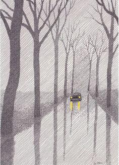 """hitku: """" Pierre Le-Tan yellow """""""