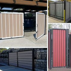 In need of a gate? CityScapes can create and install beautiful gates that fit your project needs. ToughGate can be attached to our Covrit ground screening products or to an existing structure. Contact us today for a customized quote!