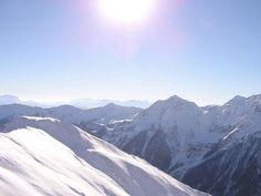 Blick über das Ahrntal #Suedtirol www.ahrntal.com