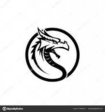 Resultado De Imagen Para Dibujo De Una Cara De Dragon De Fuego Tribal Tattoos Tribal Tattoos