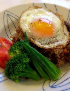 ごはんは十穀米です。 - 5件のもぐもぐ - 夏野菜たっぷり☆ドライカレー by Kappachan