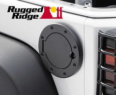 Rugged Ridge Gas Hatch Covers