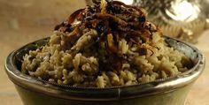 Arroz com lentilha | Acompanhamentos > Lentilha | Receitas Gshow