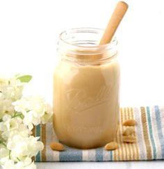Crockpot Peach Butter Recipe! {Just 6 Ingredients} - The Frugal Girls Homemade Blackberry Jam, Blackberry Jam Recipes, Homemade Strawberry Jam, Strawberry Jam Recipe, Strawberry Preserves, Strawberry Cheesecake, Homemade Peanut Butter, Peanut Butter Recipes, Homemade Sauce