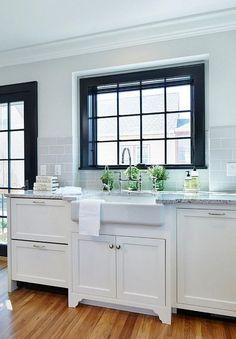 3 Reasons To Paint Window Trim Black - Emily A. Clark